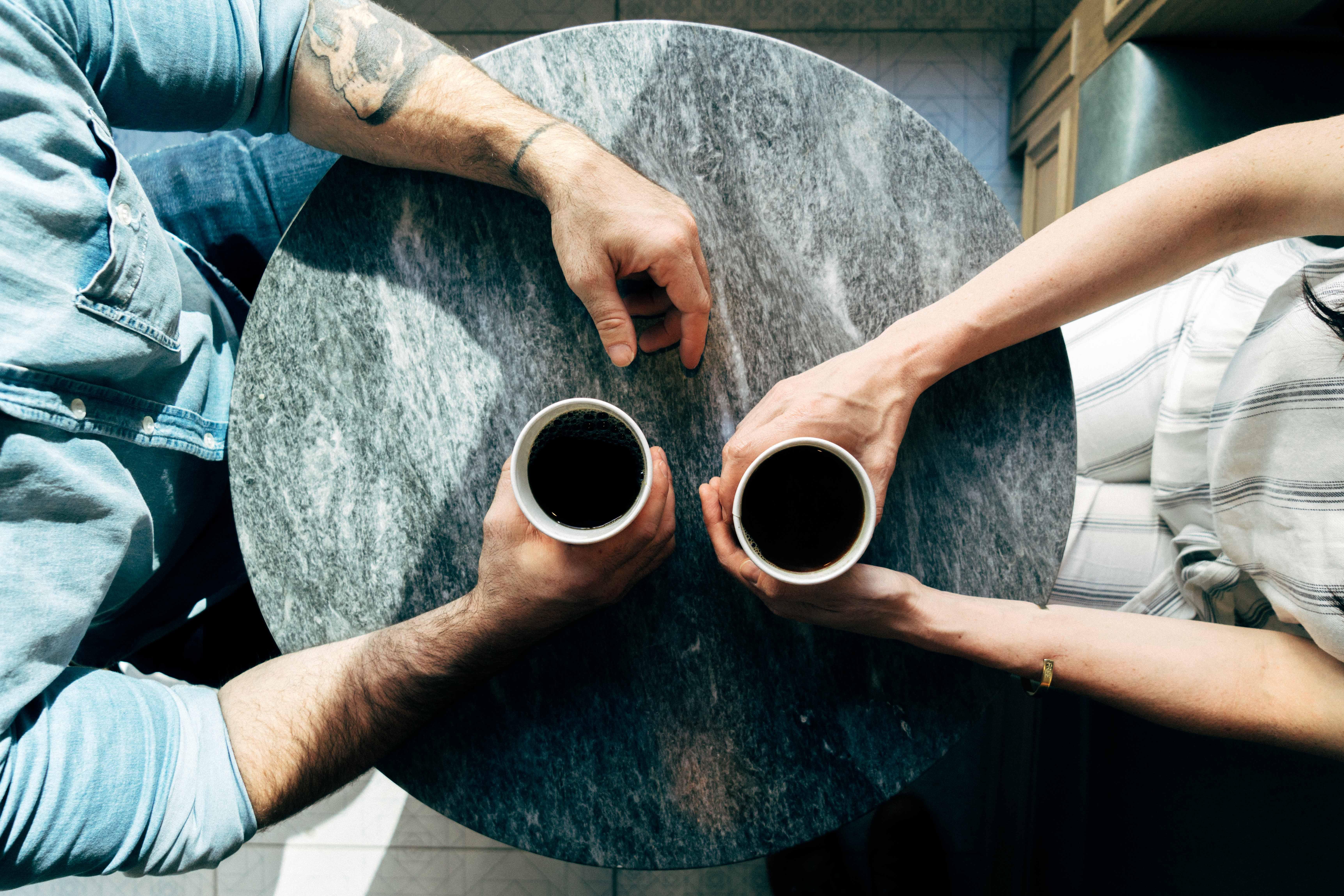 Coffee-meeting