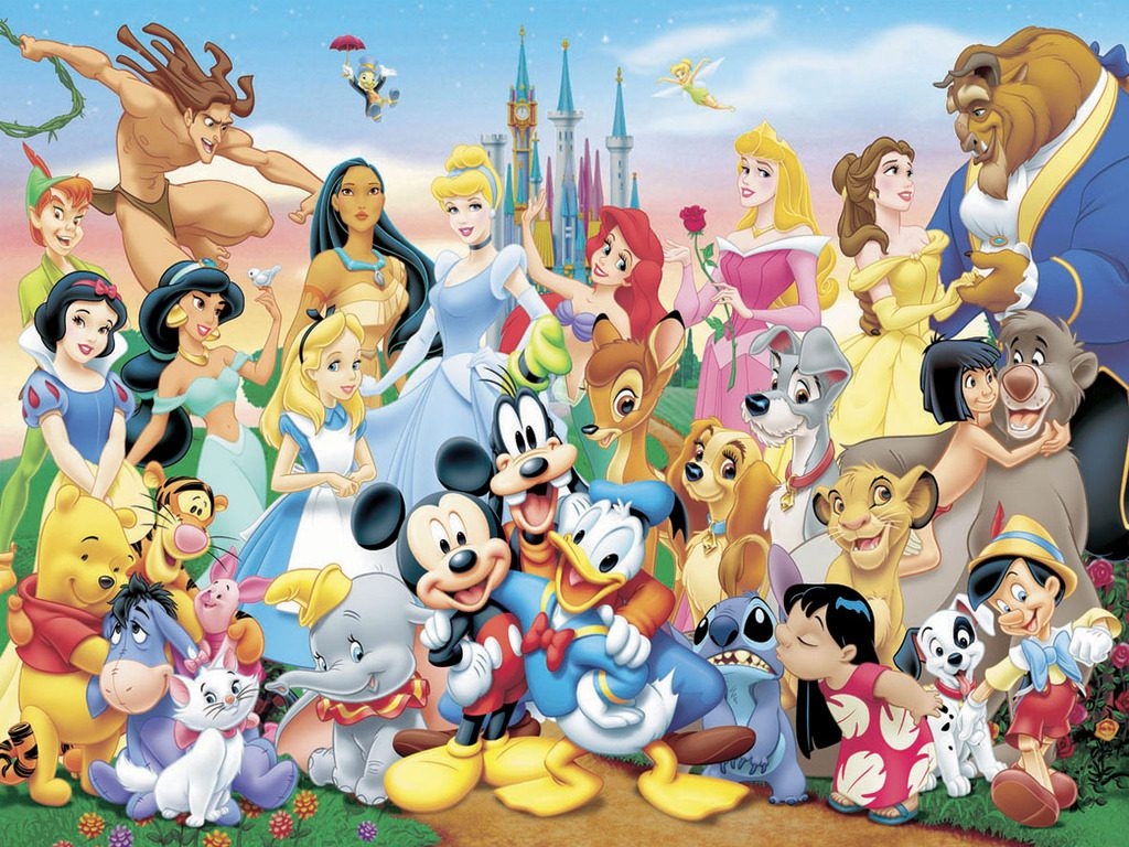 Rodzina Disneya